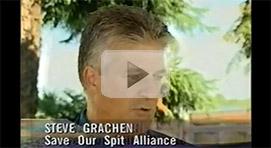 Steve Gration Save Our Spit
